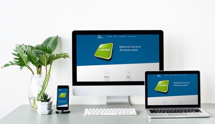 Website Referenz
