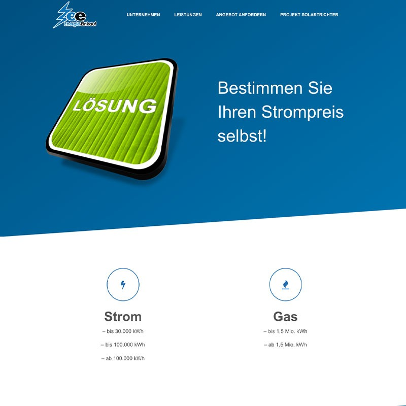 Webdesign vb Med Physiotherapie